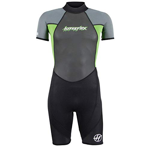 Hyperflex Wetsuits Junior's Access 2.5mm Spring Suit- Surfing, Windsurfing & Wakeboarding from Hyperflex