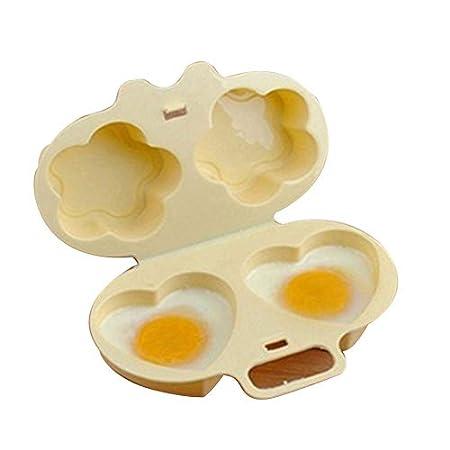Anglebless Hornillo de Huevos, escalfador de Huevos, para ...