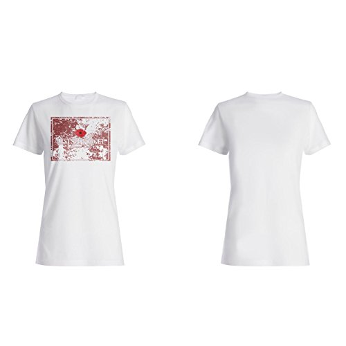 Anzac Tag 25. April Neuheit Lustig Damen T-shirt a733f