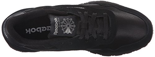 Carbon Reebok Fashion Black Royal Men's Classic Sneaker Black Nylon q4r8Aq