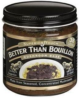 Better Than Bouillon Mushroom Base - Pack of 2