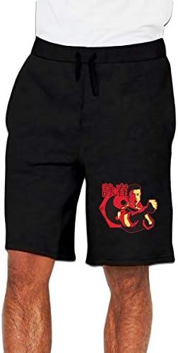 イップ・マン 葉問 Wing Chun ハーフパンツ ショートパンツ フィットネス スポーツ ランニング 吸汗速乾 ズボン カジュアル メンズ