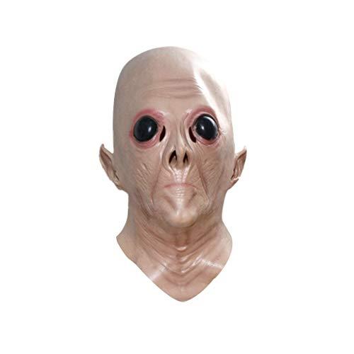 Ghostface Costumes Prank - Kaniem FUUNY Scary Mask,Unisex Adults Kids