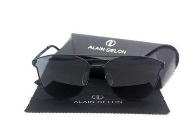 Linshenyoulu Gafas de Sol polarizadas con Montura Grande de ...