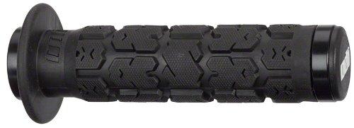 ODI Rogue BMX Lock-On Grips Bonus Pack 143mm Black/Black by ODI (Image #1)