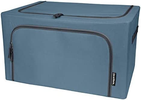 CleverMade Collapsible Fabric Storage Organizer