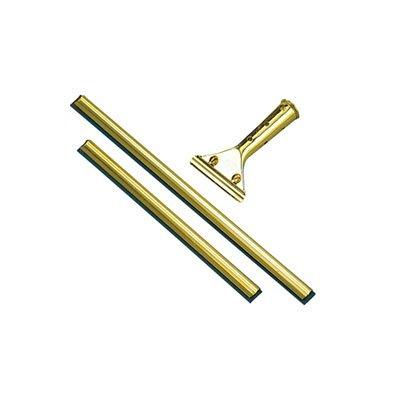Unger Golden Clip - Golden Clip Brass Squeegee Handle Tools Equipment Hand Tools