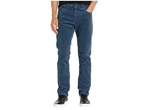 Wonderland Dress Code (Quiksilver Young Men's Kracker Cord Pant Pants, Sky Captain,)