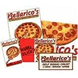 Bellaricos New York Style Pizza Box - 50 per case.