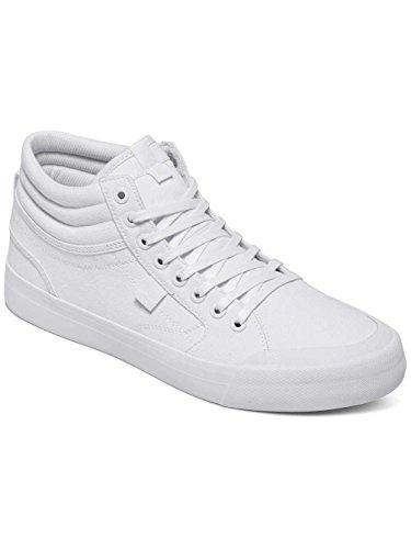 DC Shoes Evan Smith Hi TX - High-Top Shoes for Men ADYS300383 White/white