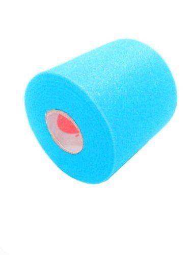 - Mixed Colors Bulk Prewrap for Athletic Tape - 1 Roll, Aqua