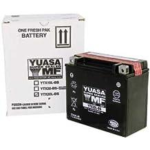 Yuasa Maintenance Free Battery - YT12A-BS YUAM32ABS (PLT-180) by Yuasa