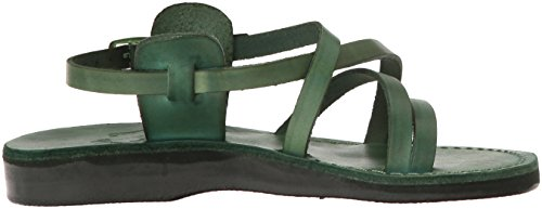 Women's Green Sandals Tzippora Gladiator Jerusalem TOn45q7I