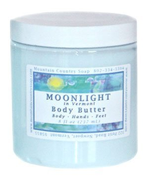 Moonlight in Vermont Body Butter by Mountain Country - Malls Vermont In