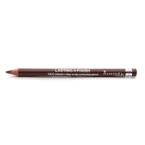 Rimmel 1000 Kisses Lip Liner, Coffee Bean 1 ea