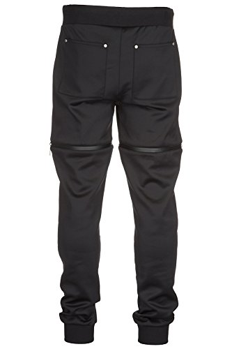 Versace Jeans pantaloni tuta uomo nero