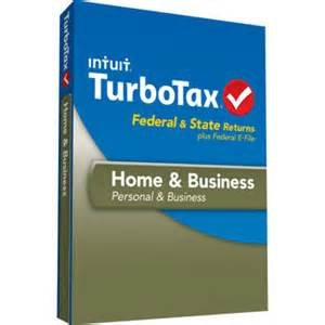 Turbotax 2013 Home & Business