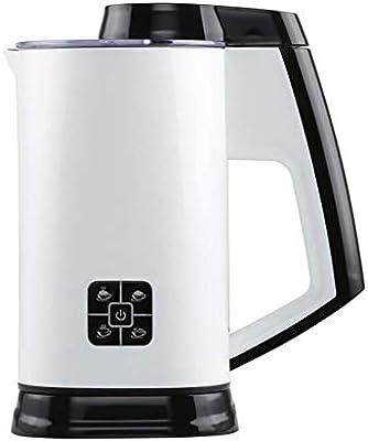 Espumador de Leche automático Espumador de Leche eléctrico para café Máquina espumadora Máquina de Calentamiento de Leche Latte Capuchino Chocolate Caliente ...