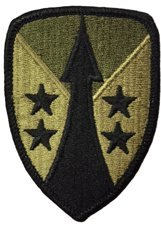 Army Reserve Sustainment Command Multicam Patch (Command Reserve Patch)