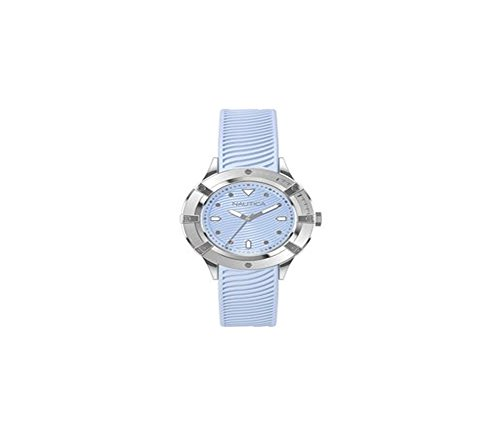 Nautica Light Blue Dial Ladies Watch NAPCPR003