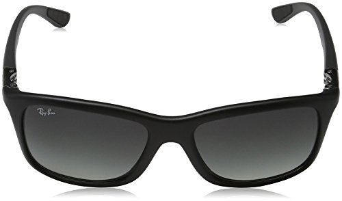 Ban Matte Ray 8352 RB Grey Black Noir Sonnenbrille 7Tf8v
