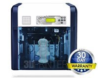 XYZprinting da Vinci 1.0 AiO All-in-One 3D Printer (Scan/Edit/Print) (Renewed)