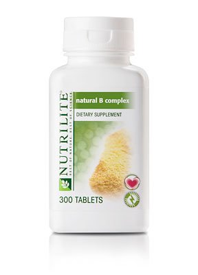 Nutrilite Natural B Complex Dietary Supplement 300 Tablets, Health Care Stuffs
