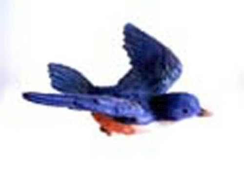Clark Collection - Clark Collection CC52005 Blue Bird Window Magnet
