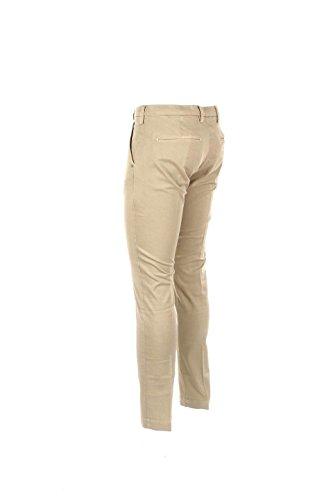 Pantalone Caviglia Beige Grigio Perla Amis Alla Modello Colore Entre Irwxr7HqR