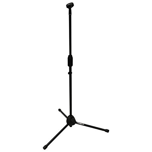 ChromaCast Adjustable Straight Microphone - Microphone Stand Straight
