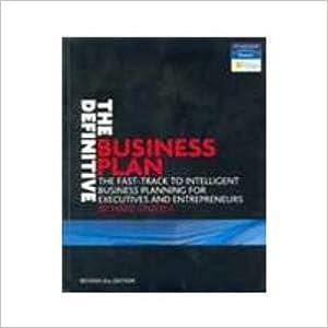 Ebook à téléchargement gratuit The Definitive Business Plan (Livre en allemand) PDF CHM ePub