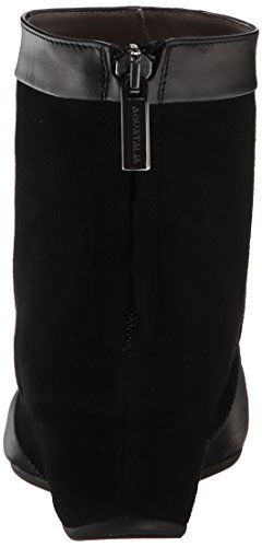 Aquatalia Womens Una Boot Black