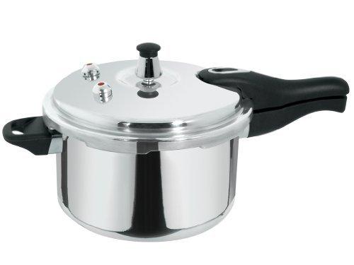 Magefesa 01OPAVANT08 Avant Express Aluminum Super Fast Pressure Cooker, 8.5-Quart by Magefesa USA