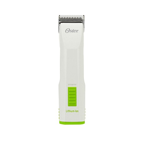 Oster Volt Cordless Pet Clippers Powered by Lithium-Ion Battery Technology by Oster