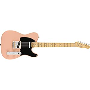 Classic Player Baja Telecaster MN Shell Pink Limited Edition