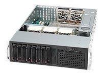 Super Micro Computer Supermicro Sc835 Tq-r920b - Rack-mountable - 3u - Extended Atx (cse-835tq-r920b) -
