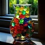 Naturesroom Glass Shooter Marbles for Kids