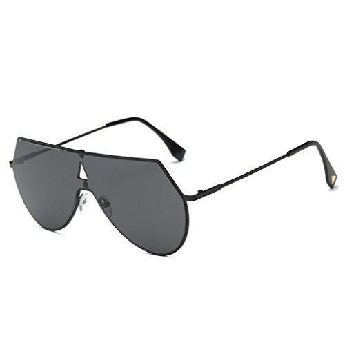 de UV400 sol Bk retro y para Sbl mujer Cool estilo JAGENIE unisex estilo hombre vintage Gafas B1xgAf