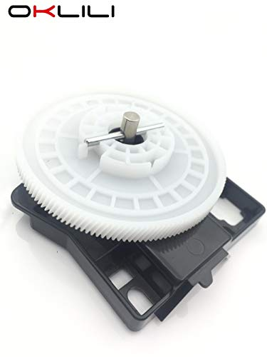 - Printer Parts 1PC RC3-2497 RC3-2497-000 Toner Drive Assy Cover Gear Support Frame Cartridge Drive Gear Assy for HP Pro 400 M401 M425 M475 M451