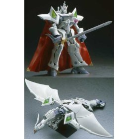"Vision of Escaflowne: Anime 8"" Transformable Figure B0006FUE5U"
