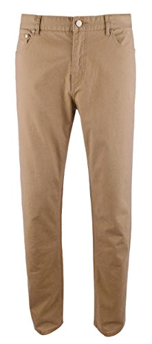 Michael Kors Men's 5 Pocket Tailored Fit Stretch Twill - Kors Michael Store Mens