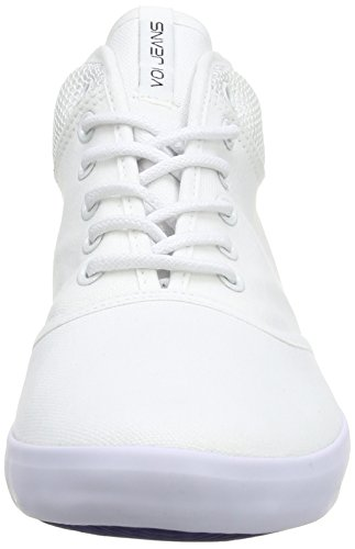 VOI Fiery Miracle - zapatillas altas de lona hombre blanco - blanco