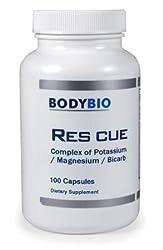 BodyBio - ResCue - 100 Caps