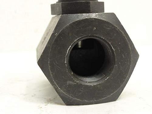 Industry Standard 36X510 Carbon Steel Globe Valve 3//4 FNPT