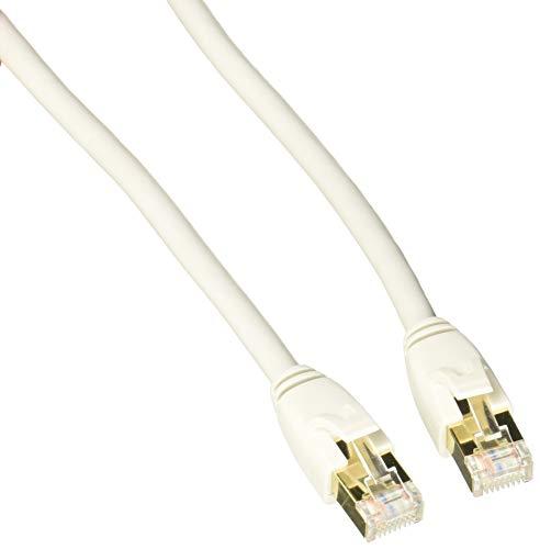 AmazonBasics RJ45 Cat7 Network Ethernet Patch Internet Cable - 7 Feet