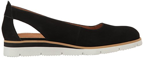 Como nubuck Corso Retreat Women's Flat Black FwOq1