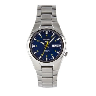 Seiko-Mens-SNK615-Automatic-Stainless-Steel-Watch