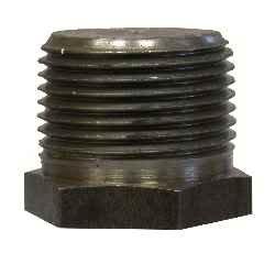 Midland Metal 66771 Steel 1/4 Galv Hex Hd Steel Plug (Pack Of 10)