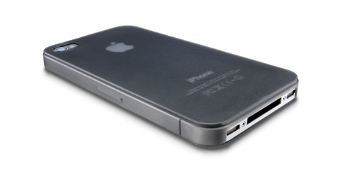 Cellular Line 035IPHONE4DG Ultra-Thin Schutzhülle für Apple iPhone 4/4S