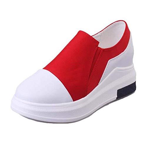 Talons Incrustateur Femmes 5 Taille À coloré Sur Noir Chaussures Pour Uk Hhgold Intérieur Des Rouge Plates Plats U1FqqBp